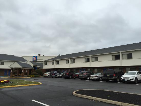 Motel 6 Piaway Nyc Area
