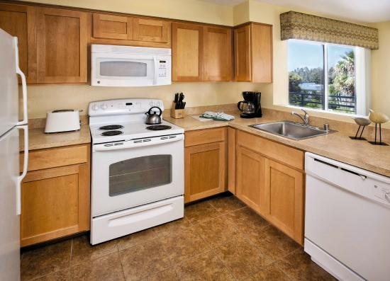 2 bedroom kitchen picture of worldmark san diego for O kitchen mission valley