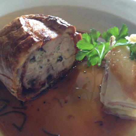 The Crown Inn: Pheasant Wellington