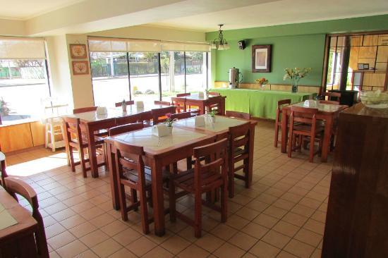 Hotel Los Andes: Comedor