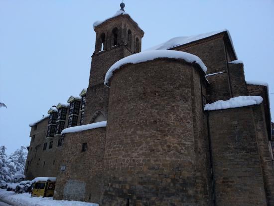 Museo Diocesano de Jaca - Arte Románico: exterior view
