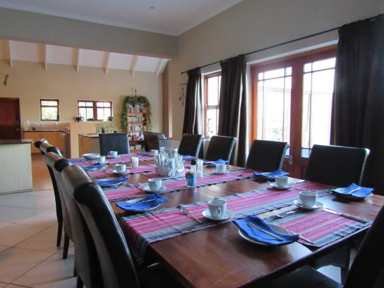 Epic Guest House : Dining room