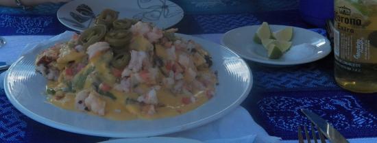 Maya Luna Restaurant: exquisitoooooo !!!!!