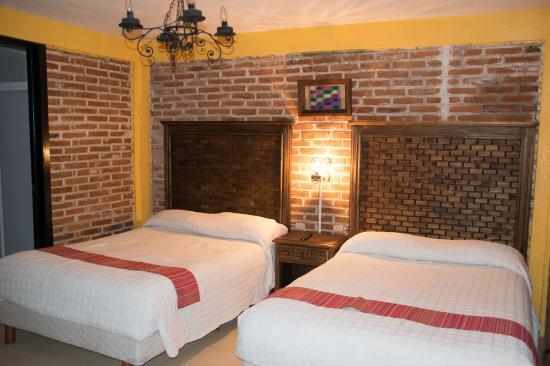 Hotel Posada La Escondida : Room #2