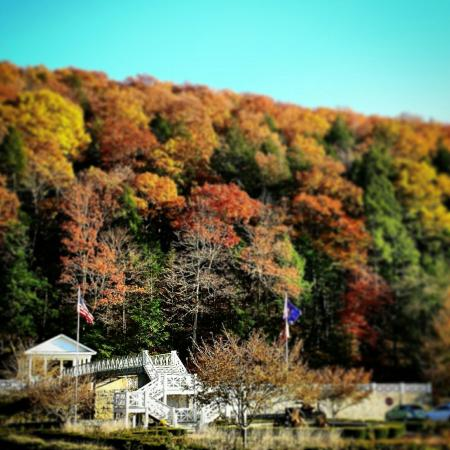 Bedford, Pensilvania: Such a beautiful place with impeccable service. A wonderful getaway!