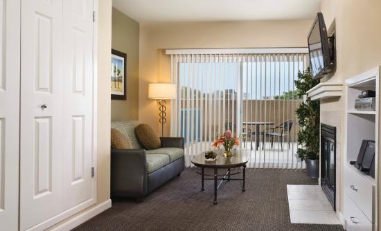 WorldMark Oceanside Harbor: Studio