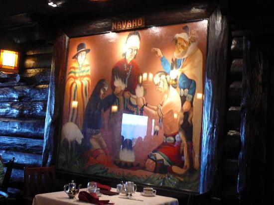 el tovar dining room reviews   El Tovar Menu - Picture of El Tovar Lodge Dining Room ...