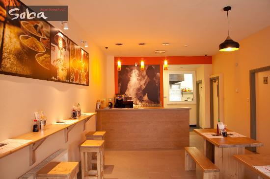SOBA Asian street food