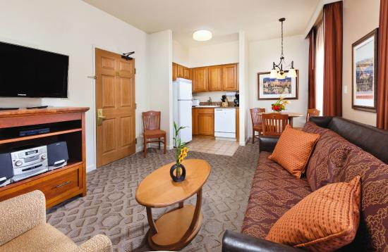 Living Room Picture Of Worldmark San Diego Balboa Park