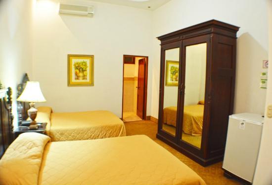 La Perla Hotel: habitacion doble
