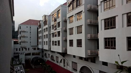 Village Residence Clarke Quay by Far East Hospitality : View from outside