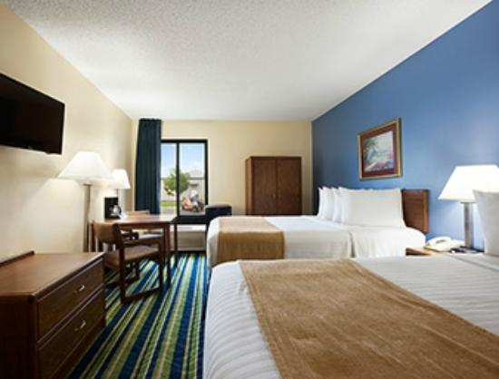 Days Inn Fargo: Guest Room