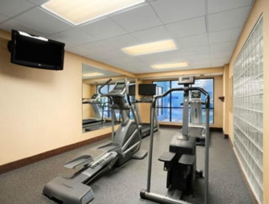 Days Inn Fargo: Fitness Room