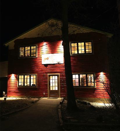 Adirondack Coffee Shop Nisswa Mn