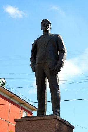 Mayakovskiy Monument