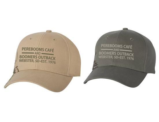 Webster, SD: New Hats