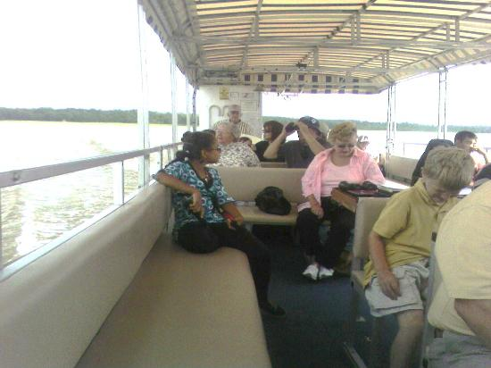 Maurice River Cruises: Our outing in July 2009