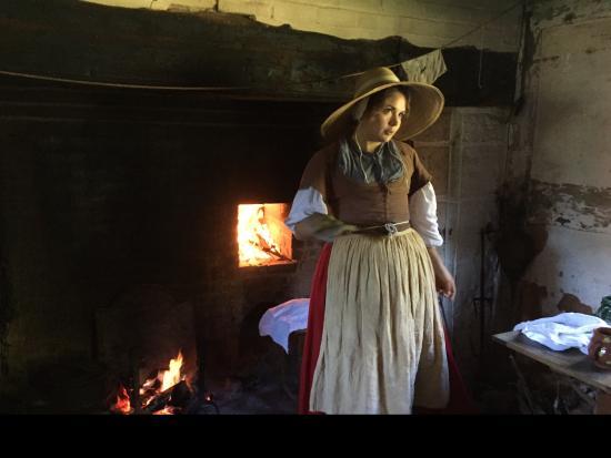 Staunton, VA: At the Irish farmhouse