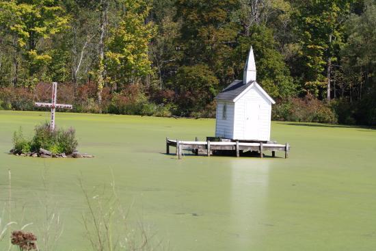 Oneida, NY: The church itself