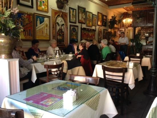 Jericho Lebanese Food : Dining Room