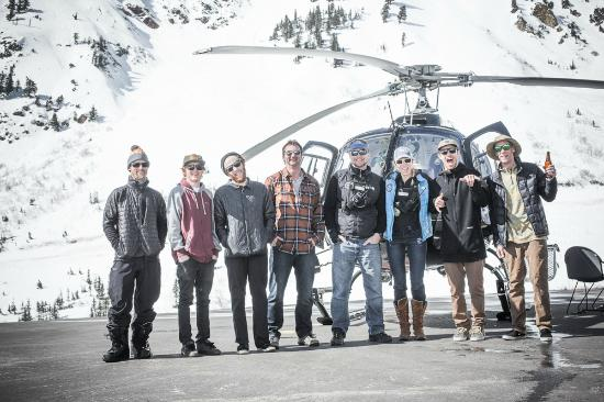 Alta, Γιούτα: Apres Ski at the Little Cottonwood Base