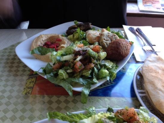 Jericho Lebanese Food : Lunch
