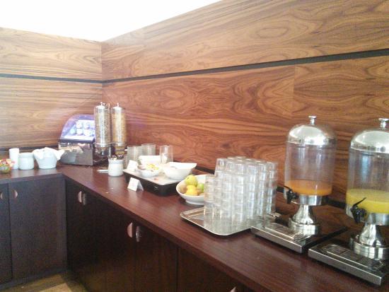 Ontbijt - breakfast - Bild von Amrath Hotel Alkmaar, Alkmaar ...