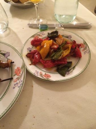 Hotel Campiglione: Ottima cena