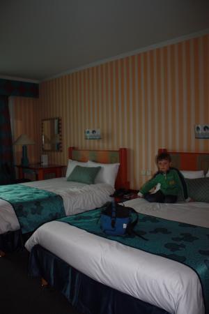 Chambre De L Hotel New York Picture Of Disney S Hotel New York