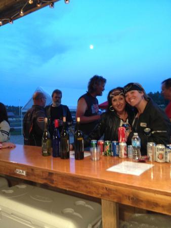 Nemo, Dakota del Sur: The Pasta Corral bar
