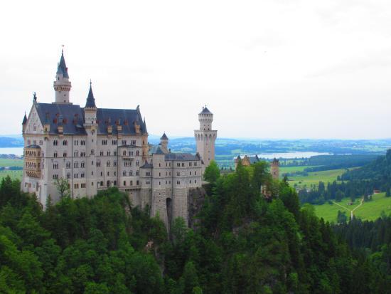 Hohenschwangau, Jerman: Wie im Märchen