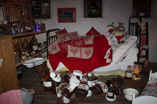 hameau du p re no l picture of le hameau du pere noel saint blaise tripadvisor. Black Bedroom Furniture Sets. Home Design Ideas