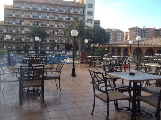 Luna park hotel 3 for Puerta 7 luna park