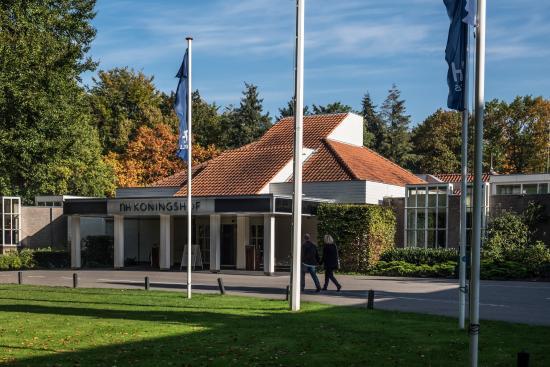 NH Eindhoven Conference Centre Koningshof: The Entrance