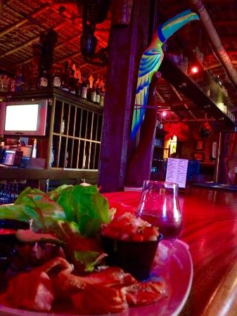 Reef: Dinner at the Bar