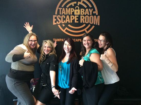 Tampa Bay Escape Room