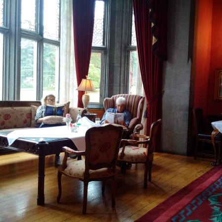 أداري مانور: Drawing Room