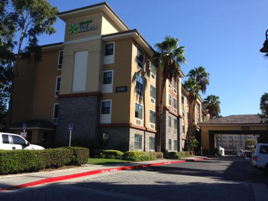 Entrada - Picture Of Extended Stay America - Orange County