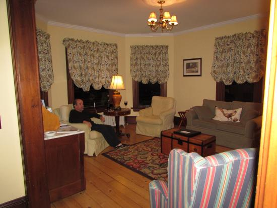 Jericho, VT: Living room