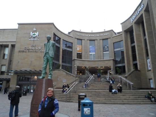 The Glasgow Royal Concert Hall