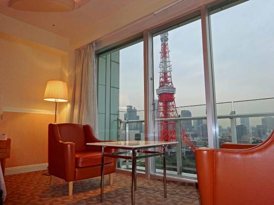 The Prince Park Tower Tokyo Panoramic Twin 3 View