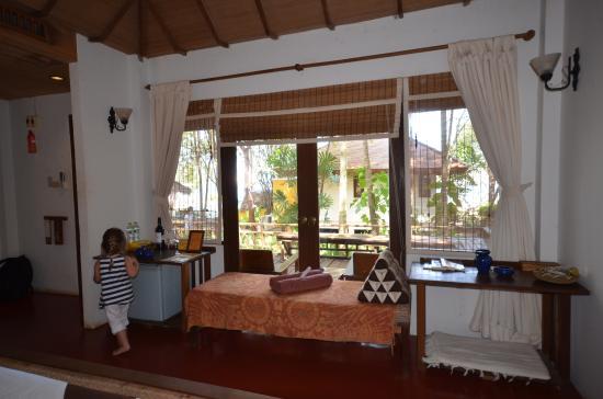 Mooban Talay Resort: номер