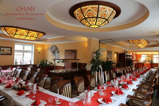 Chau Asiatisches Restaurant and Pension
