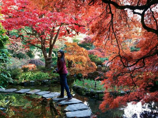 Butchart Gardens October 2015 Picture Of The Butchart