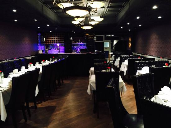 Five Rivers Restaurant: Our newly refurbished interior .