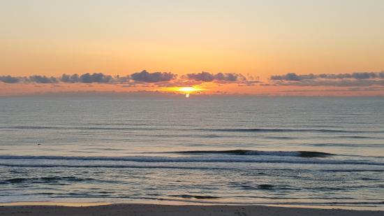 Beach At Daytona Sunrise