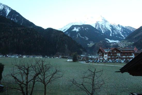 Haus Panorama: Вид из номера и балкона