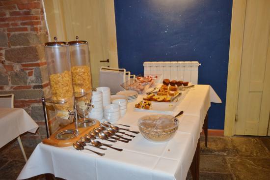 Residence La Ferriera: Breakfast Buffet