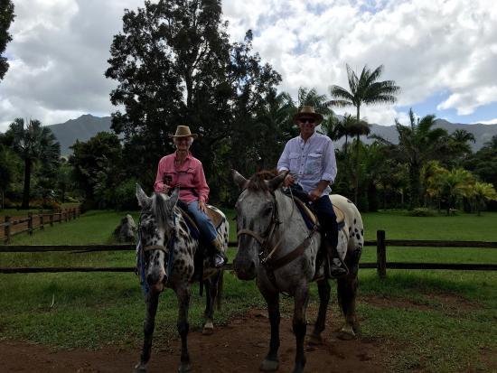 Kilauea, Hawaï: Silver Falls Ranch