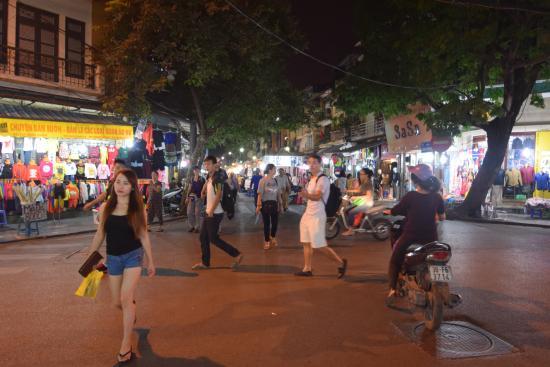 Hang Dau Street